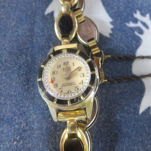 Vintage Gisa Winding Mystery Dial Ladies Watch